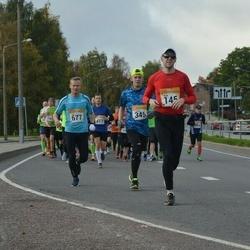 6. Tartu Linnamaraton - Mark Slavin (145)