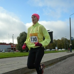 6. Tartu Linnamaraton - Jane Saluorg (130)