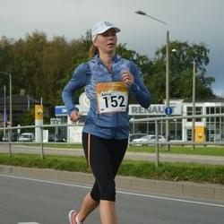 6. Tartu Linnamaraton - Astrid Asi (152)