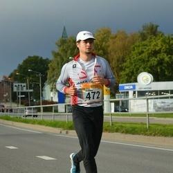 6. Tartu Linnamaraton - Andrey Vavilov (472)