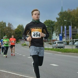 6. Tartu Linnamaraton - Aron-Sven Kilk (494)