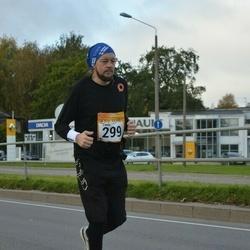 6. Tartu Linnamaraton - Timo Luonuansuu (299)