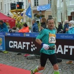 6. Tartu Linnamaraton - Dmitry Kokorko (374)