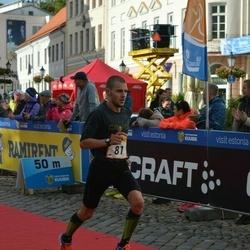 6. Tartu Linnamaraton - Timo Truu (81)