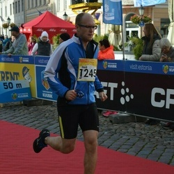 6. Tartu Linnamaraton - Hardi Laurits (1245)