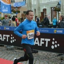 6. Tartu Linnamaraton - Aleksandr Beljantsev (395)
