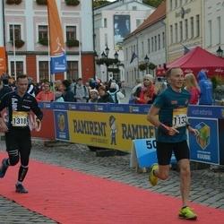 6. Tartu Linnamaraton - Üllar Kaljumäe (1132)