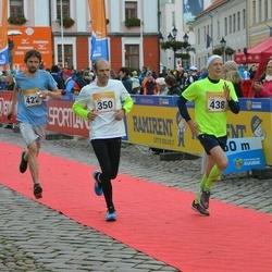 6. Tartu Linnamaraton - Üllar Hannus (350), Vitali Petristsev (422), Laur Saar (438)