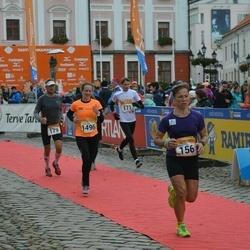 6. Tartu Linnamaraton - Piret Põldsaar (156)