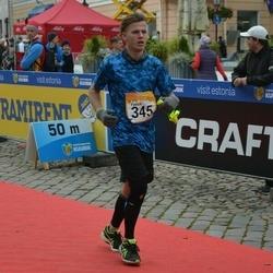 6. Tartu Linnamaraton - Patrick Tukk (345)