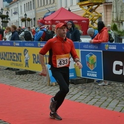 6. Tartu Linnamaraton - Jaanus Roosileht (433)