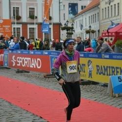 6. Tartu Linnamaraton - Ingrid Rebane (908)