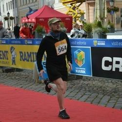 6. Tartu Linnamaraton - Sven Suija (564)