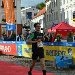 6. Tartu Linnamaraton - Arko Narits (503)