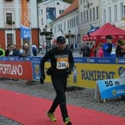 6. Tartu Linnamaraton - Renee Uibu (346)