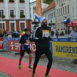 6. Tartu Linnamaraton - Kaarel Tõruvere (204)