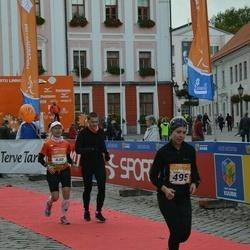 6. Tartu Linnamaraton - Katrin Randver (495)