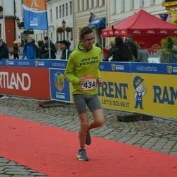 6. Tartu Linnamaraton - Marek Ross (434)