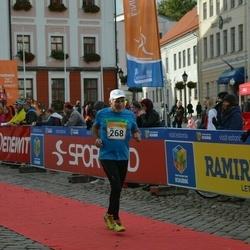 6. Tartu Linnamaraton - Olev Kroon (268)
