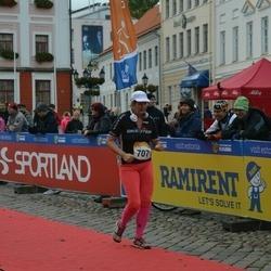 6. Tartu Linnamaraton - Anne-Mari Reinas (707)