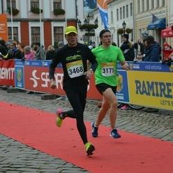6. Tartu Linnamaraton - Andre Tammik (3175), Raivo Raudsepp (3468)