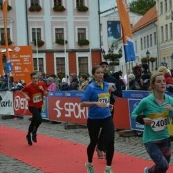 6. Tartu Linnamaraton - Birgit Kopti (2408), Sigrid Nuude (2764)
