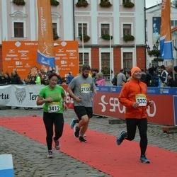 6. Tartu Linnamaraton - Andre Hallaste (2138), Jaano Verbu (3322), Karin Laurik (3412)