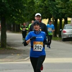 6. Tartu Linnamaraton - Aivi Laurik (252)