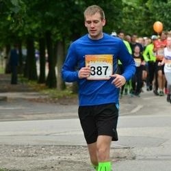 6. Tartu Linnamaraton - Madis Kerner (387)