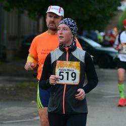 6. Tartu Linnamaraton - Hanna Maria Kokla (519)