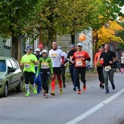 6. Tartu Linnamaraton - Piret Suitso (274), Mart Arro (354), Rando Luhaorg (355), Janek Trik (361), Epp Saks (612)