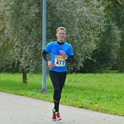 6. Tartu Linnamaraton - Jaanus Mäe (477)
