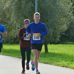 6. Tartu Linnamaraton - Tomi Maksimainen (295), Joonatan Kama (342), Martin Minin (1310)