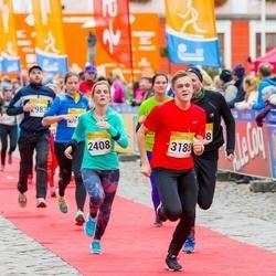 6. Tartu Linnamaraton - Birgit Kopti (2408), Sander Teder (3188)