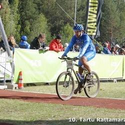 10. Tartu Rattamaraton - Taikki Tillemann (586)