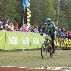 10. Tartu Rattamaraton - Alvin Vann (874)