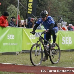 10. Tartu Rattamaraton - Ago Estermaa (776)