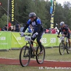 10. Tartu Rattamaraton - Andis Lejins (521), Pekka Toivanen (2906)