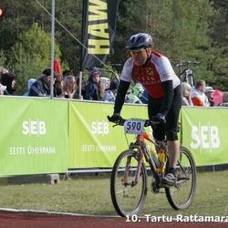 10. Tartu Rattamaraton - Arne Kööbi (590)