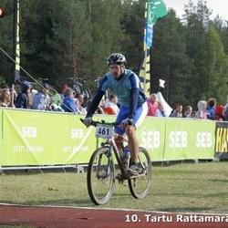 10. Tartu Rattamaraton - Ivo Sild (461), Ago Veilberg (690)