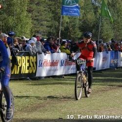 10. Tartu Rattamaraton - Andre Mägi (2082), Raimond Võigas (2846)