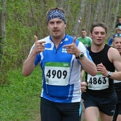 SEB 31. Tartu Jooksumaraton - Anatoli Babkin (4863), Antti Flander (4909)