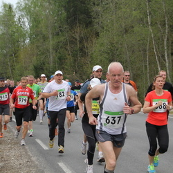 SEB 31. Tartu Jooksumaraton - Agris Knope (637), Martin Metspalu (782), Renee Praks (979)