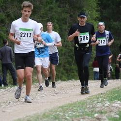 SEB 31. Tartu Jooksumaraton - Arnold Kannike (212), Indrek Kuhi (586), Miikael Tamm (2213)