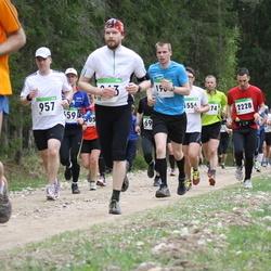 SEB 31. Tartu Jooksumaraton - Alar Lehesmets (957), Denis Pretto (2228)
