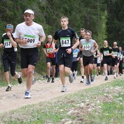 SEB 31. Tartu Jooksumaraton - Andras Kaasik (650), Vahur Vanker (657), Kaspar Nisu (847)