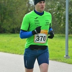 6. Tartu Linnamaraton - Ivo Kreutzvald (370)