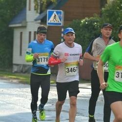 6. Tartu Linnamaraton - Kristjan Tammsaar (3178), Indrek Roio (3467)