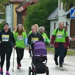 6. Tartu Linnamaraton - Andres Vink (3338), Kristel Urm (3658)