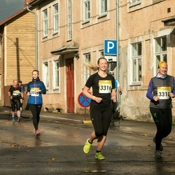 6. Tartu Linnamaraton - Anneli Vellerind (3315), Aveli Vellerind (3316)